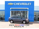 2013 Atlantis Blue Metallic Chevrolet Traverse LS #80174563