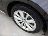 Lincoln MKS 2011 Wheels and Tires