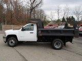 2013 Chevrolet Silverado 3500HD WT Regular Cab Dump Truck Data, Info and Specs