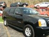 2013 Onyx Black GMC Yukon XL SLT 4x4 #80174174