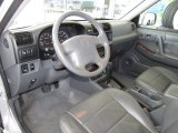 2001 Honda Passport Interiors