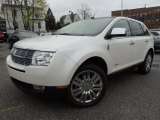2010 White Platinum Tri-Coat Lincoln MKX FWD #80174750
