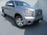 2013 Silver Sky Metallic Toyota Tundra Limited CrewMax 4x4 #80174408