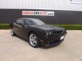 2013 Pitch Black Dodge Challenger R/T #80174528