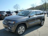 2014 Granite Crystal Metallic Jeep Grand Cherokee Overland 4x4 #80174519