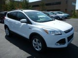 2013 Oxford White Ford Escape SE 1.6L EcoBoost 4WD #80174287