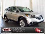 2013 Alabaster Silver Metallic Honda CR-V EX #80174137