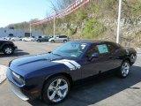 2013 Jazz Blue Pearl Dodge Challenger R/T #80174513