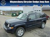 2014 True Blue Pearl Jeep Patriot Sport 4x4 #80174376