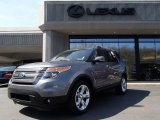 2011 Sterling Grey Metallic Ford Explorer Limited 4WD #80174614