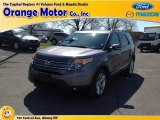 2013 Sterling Gray Metallic Ford Explorer Limited 4WD #80174360