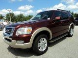 2010 Ford Explorer Eddie Bauer Data, Info and Specs