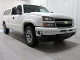 2006 Chevrolet Silverado 1500 LS Extended Cab 4x4 Front 3/4 View