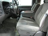 2006 Chevrolet Silverado 1500 LS Extended Cab 4x4 Dark Charcoal Interior
