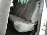 2006 Chevrolet Silverado 1500 LS Extended Cab 4x4 Rear Seat