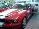 2007 Torch Red Ford Mustang Shelby GT500 Coupe #80225916