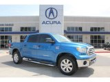 2008 Blue Streak Metallic Toyota Tundra Texas Edition CrewMax #80224984