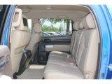 2008 Toyota Tundra Texas Edition CrewMax Rear Seat