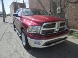 2011 Deep Cherry Red Crystal Pearl Dodge Ram 1500 Big Horn Crew Cab 4x4 #80225884