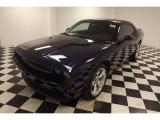 2013 Jazz Blue Pearl Dodge Challenger R/T #80225433