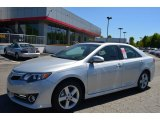 2013 Classic Silver Metallic Toyota Camry SE #80225273