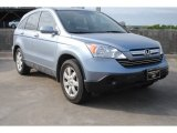 2007 Glacier Blue Metallic Honda CR-V EX-L #80225738