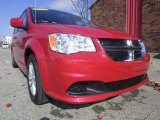 2013 Redline 2 Coat Pearl Dodge Grand Caravan SXT #80225862