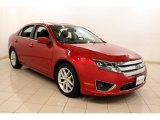 2010 Red Candy Metallic Ford Fusion SEL #80225574