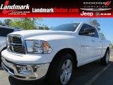 2011 Bright White Dodge Ram 1500 Big Horn Quad Cab #80225260
