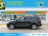 2013 Tuxedo Black Metallic Ford Explorer Limited #80225709
