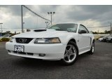 2003 Oxford White Ford Mustang GT Convertible #80225556