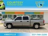 2007 Graystone Metallic Chevrolet Silverado 1500 Classic LT Crew Cab #80225703