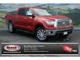 2013 Barcelona Red Metallic Toyota Tundra Platinum CrewMax 4x4 #80224933