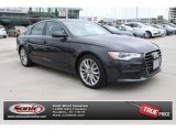 2013 Oolong Gray Metallic Audi A6 2.0T Sedan #80225398