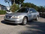 2002 Satin Silver Metallic Honda Accord SE Sedan #792463