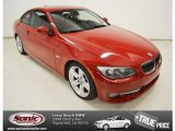 2011 Crimson Red BMW 3 Series 328i Coupe #80225389