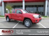 2013 Toyota Tacoma V6 Prerunner Access Cab Data, Info and Specs