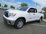 2013 Toyota Tundra SR5 Double Cab Data, Info and Specs