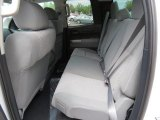 2013 Toyota Tundra SR5 Double Cab Rear Seat