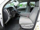 2013 Toyota Tundra SR5 Double Cab Graphite Interior