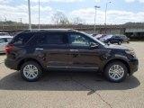 2013 Kodiak Brown Metallic Ford Explorer XLT 4WD #80225220