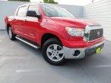 2008 Radiant Red Toyota Tundra SR5 CrewMax #80225351