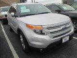 2011 Ingot Silver Metallic Ford Explorer Limited #80225175