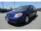 2007 Laser Blue Metallic Chevrolet Cobalt LT Sedan #80225632