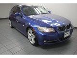 2010 Montego Blue Metallic BMW 3 Series 335i Sedan #80225494
