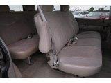 2000 Chevrolet Astro LS Passenger Van Rear Seat