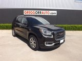 2013 Carbon Black Metallic GMC Acadia SLT #80225471