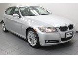 2011 Titanium Silver Metallic BMW 3 Series 335i Sedan #78266344