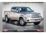2005 Desert Sand Mica Toyota Tundra SR5 Double Cab #78374318