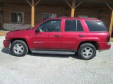 2003 Chevrolet TrailBlazer LT 4x4 Data, Info and Specs